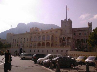 le maison du prince monaco