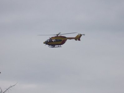 helico de la securité civile