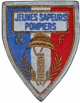 JSP (jeune sapeur pompier)