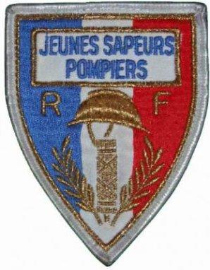 insigne des JSP de france