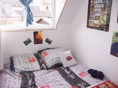 ma chambre refaite a neuve