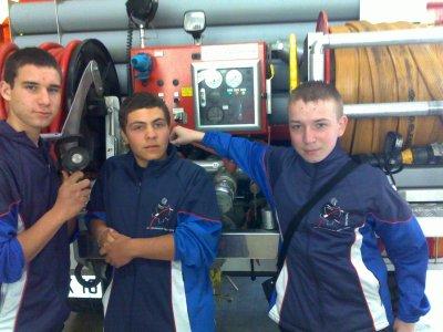 Dylan,Yannis et moi
