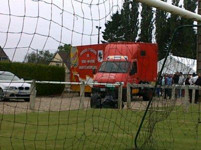 Tournois de foot pompier Totes 2011