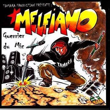 melfiano guerrier du mic