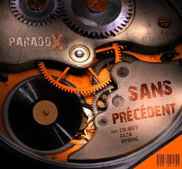 Paradox Sans Precedent Mixtape