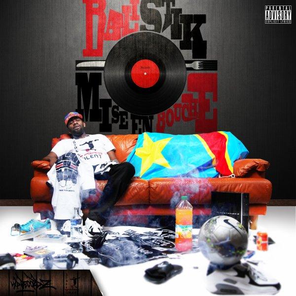 Balistik - Mise en bouche (EP) 2012