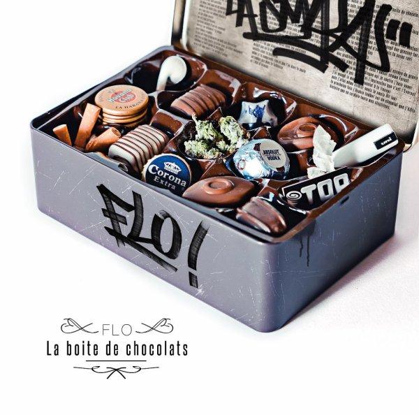 FLO - La boite de chocolat