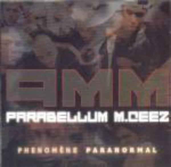 9mm Parabellum mc's - 9mm Phénomène Paranormal