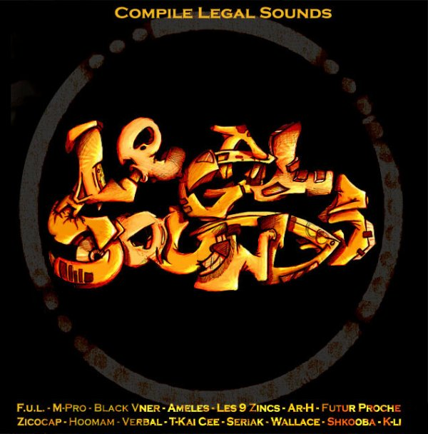 Compile Legal Sounds - 2006