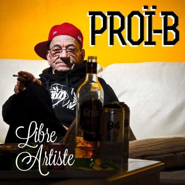 Proi-B - Libre Artiste 2013