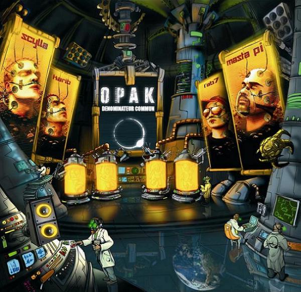 Opak - Dénominateur Commun