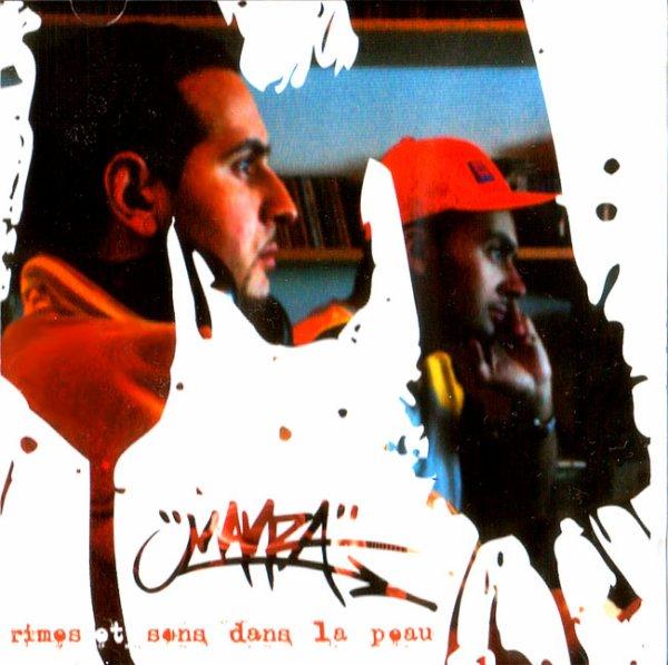 manza - rimes et sons dans la peau -2006