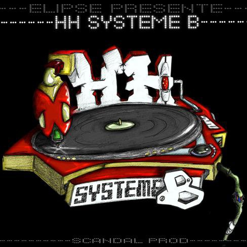 Net tape HH System B