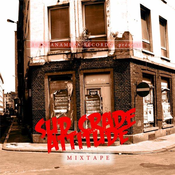 Bluntanamera Record'z présente - Sud Crade Attitude ( mixtape )