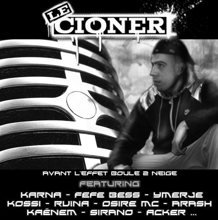 Le Cioner -Un Mix De Feat Avant L'Effet Boule 2 Neige  2010