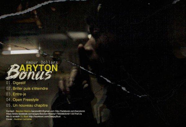 Baryton - Bonus Amour Dollars