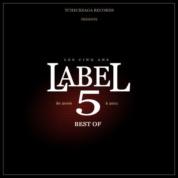 TCHECKSAGA RECORDS PRESENTE - LABEL 5