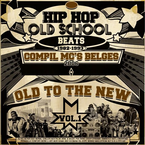 OLD 2 THE NEW VOL 1