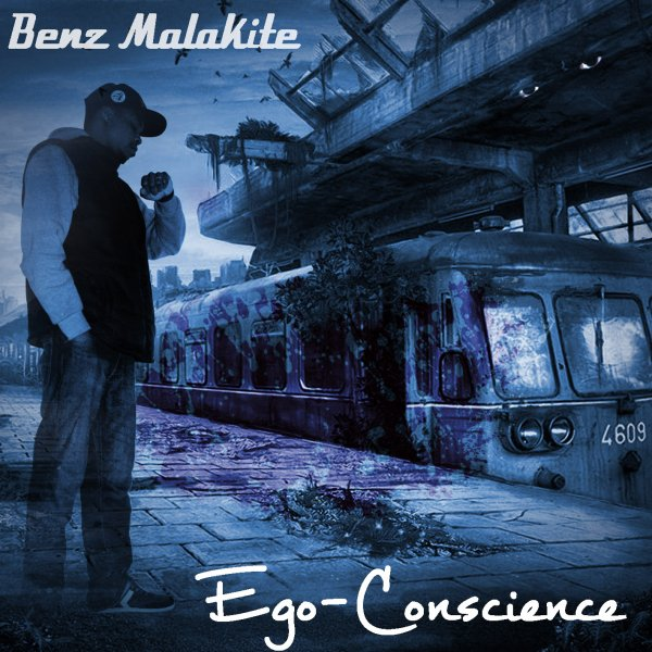 Benz Malakite-Ego-Conscience (EP)-2014