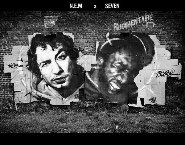 N.E.M & Seven Rudimentaire / Face B (2014)