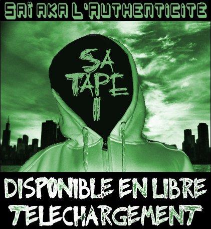 Saï - SA Tape II