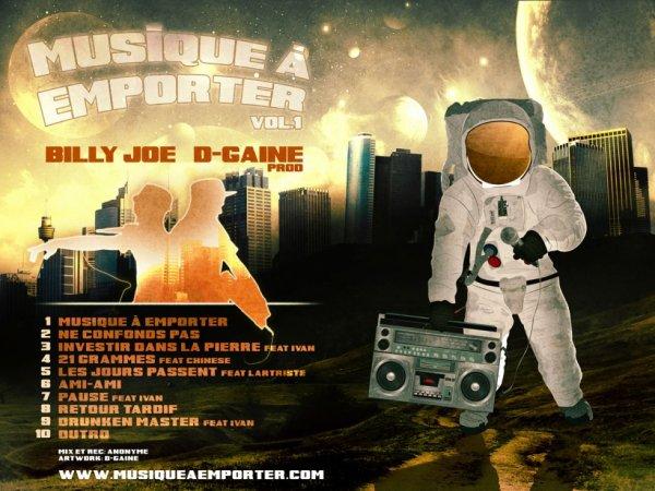 Bj vs D-Gaine - Musique a Emporter vol1