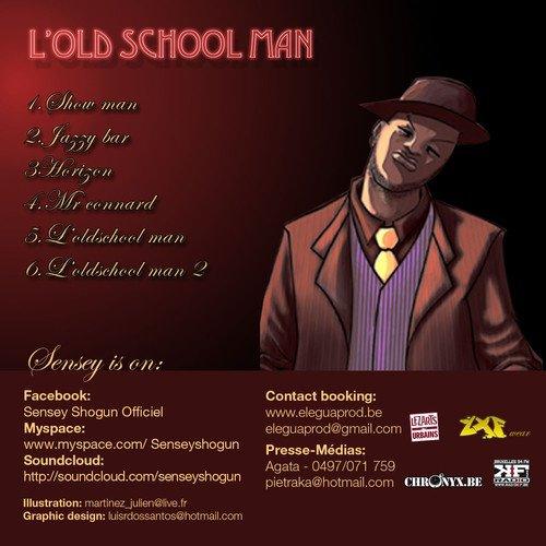 L'Oldschool Man