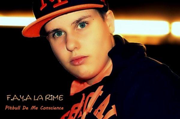 Faya la rime - Pitbull De Ma Conscience
