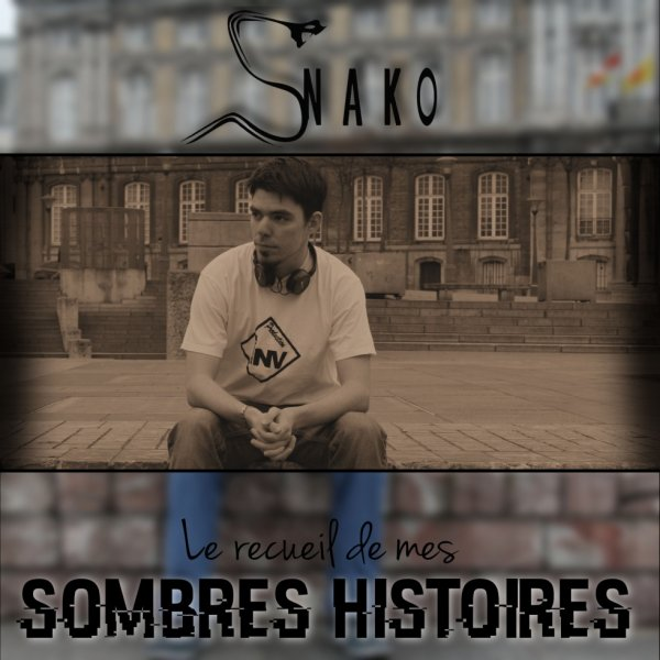 Snako_Le Recueil De Mes Sombres Histoires