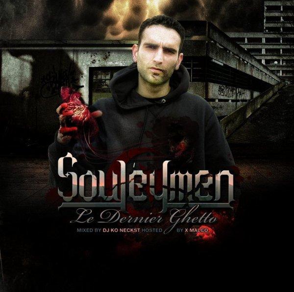 Souleymen le dernier ghetto album