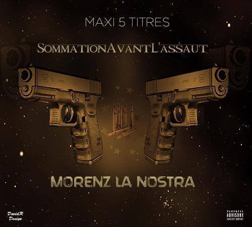 Morenz - SommationavantL'assaut