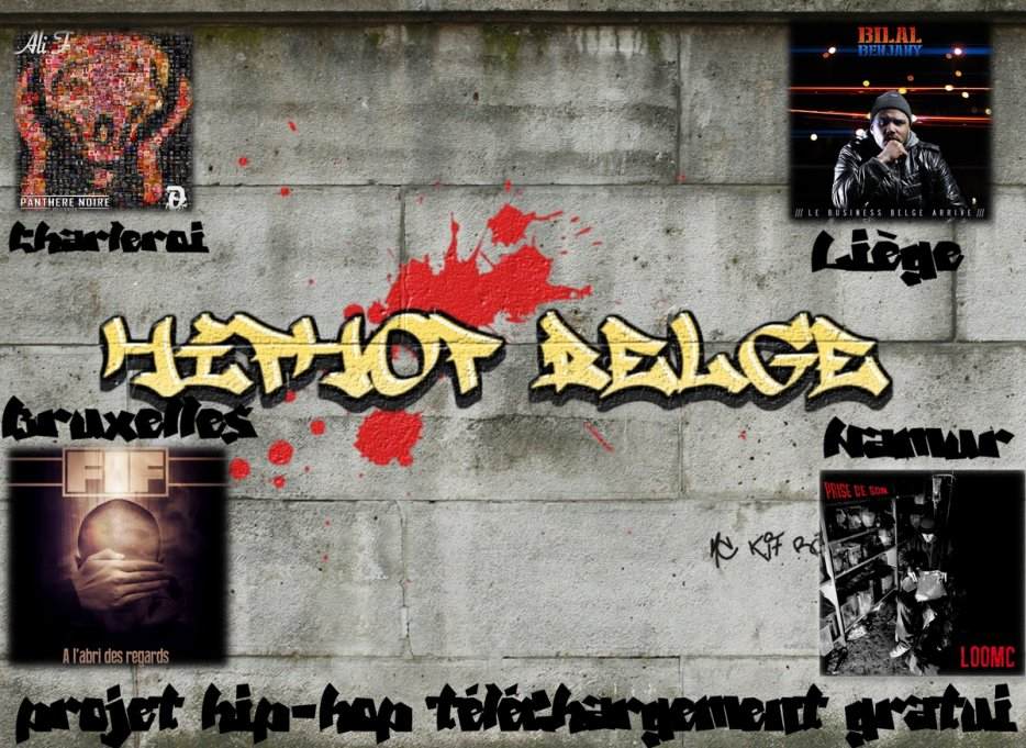hiphop-belge