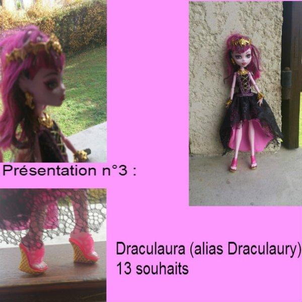 Présentation n°3 : Draculaury
