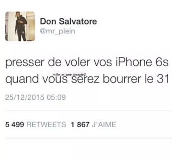 Alerte à tous ceux qui ont un Iphone6s !
