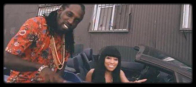 MAVADO FT NICKI MINAJ – Give It All To Me (VIDEO)