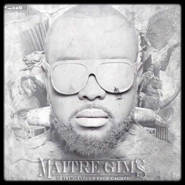 Maitre Gims - Subliminal La Face Cachée (Album Cover)