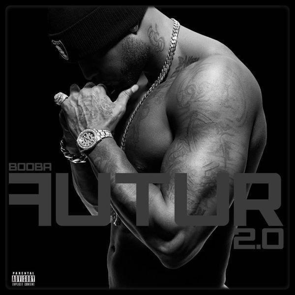 BOOBA – Futur 2.0 (Album Cover + Tracklist)