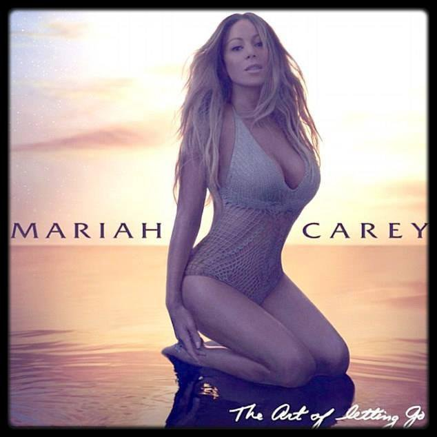 Mariah Carey - The Art Of Letting Go ( Single Cover)