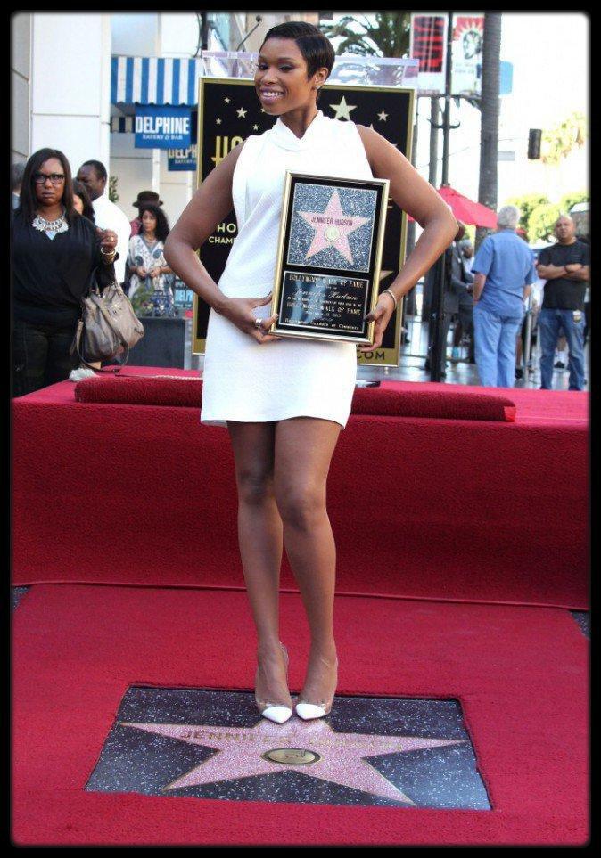 Beyoncé à L.A / Jennifer Hudson : nouvelle étoile sur le Walk of Fame !