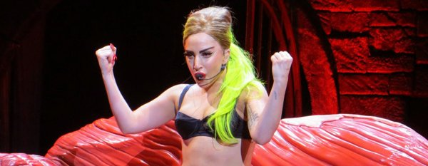 BORN THIS WAY BALL - TORONTO