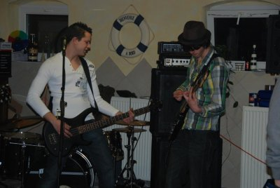 7 January 2012 - Evening call's first privat show @ Jalhay :)