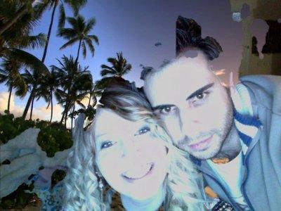 Ma soeur et mon beau frère ♥