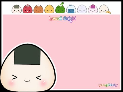 Kawaii Onigiri ! *-*