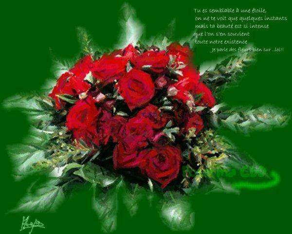 la rose une fleur magnifique - je suis une maman de trois filles