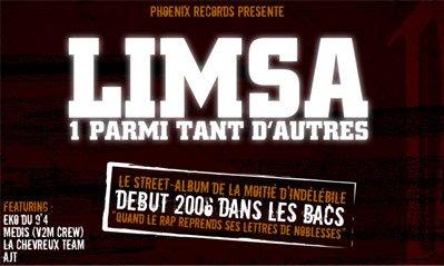 Limsa - 1 parmi tant d'autres