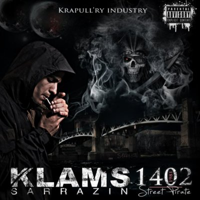SORTIE EN MAI 2010 LE STREET PIRATE DE KLAMS 1402 ..KRAPPULRY INDUSTRY