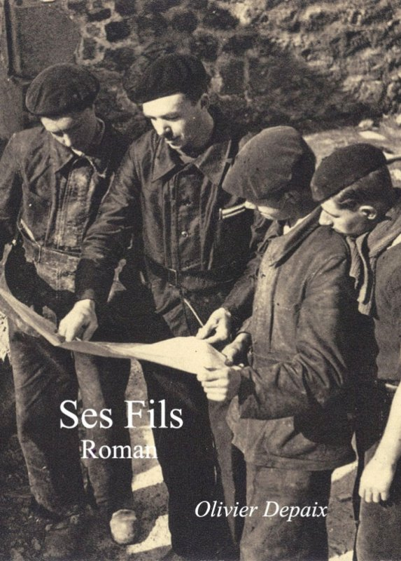 Ses fils - Roman - olivier DEPAIX - Disponible sur lulu.com