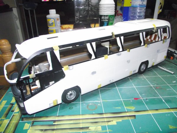 Bus MAN Neoplan