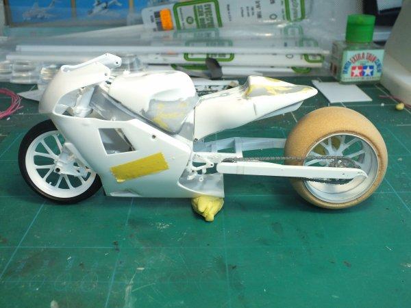 Suzuki RGV custom