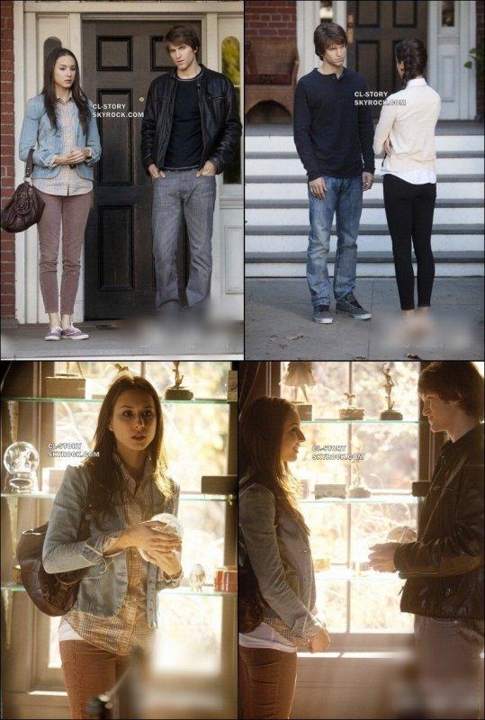 """Voila des nouvelle photo de l'episode 17,""""Toby & Spencer"""" ce sont beaucoup raproché. Ne forme-ils pas un beau couple ?"""